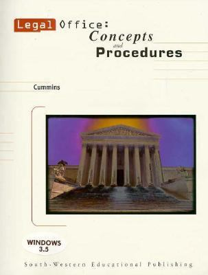 Legal Office Concepts and Procedures