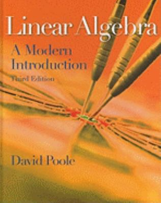 Linear Algebra: A Modern Introduction