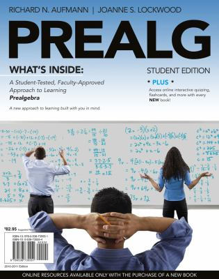 PREALG  (with Review Cards and Printed Access Card)