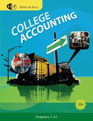 STUDY GUIDE: College Accounting: Chapters 1-15: with Working Papers