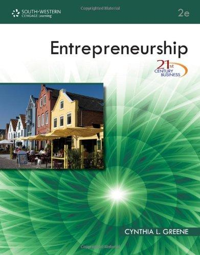 21st Century Business Series: Entrepreneurship