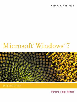 New Perspectives on Microsoft Windows 7, Introductory (Available Titles Skills Assessment Manager (SAM) - Office 2010)