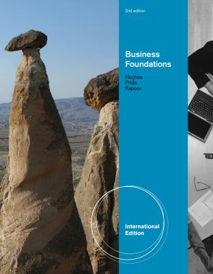Foundations of Business International ed (Second Edition)