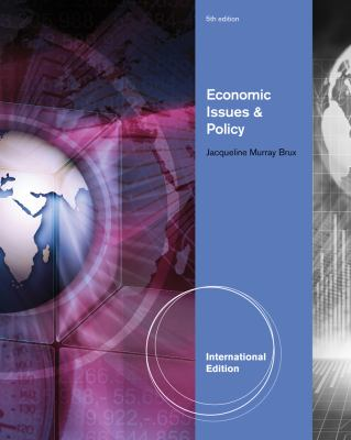 Economic Issues & Policy [[5th (fifth) Edition]]