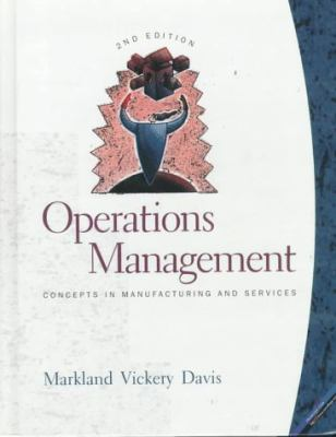Operations Management Concepts in Manufacturing and Services