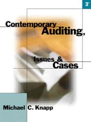 contemporary issues in auditing 4 key issues confronting internal auditors internal audit must have a broad view of personal finance, and accounting and taxation issues for newspapers.