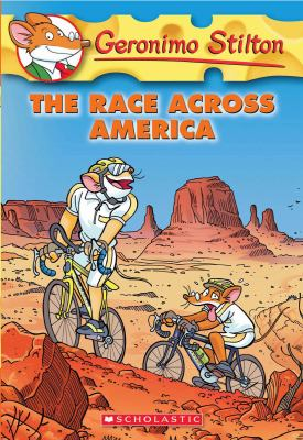Race Across America (Geronimo Stilton Series #37)