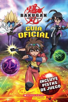 Guia Oficial (Bakugan) (Spanish Edition)
