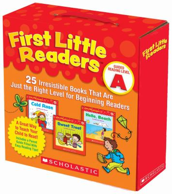 First Little Readers Parent Pack: Guided Reading Level A : 25 Irresistible Books That Are Just the Right Level for Beginning Readers