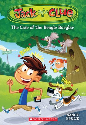 The Case of the Beagle Burglar (Jack Gets a Clue)