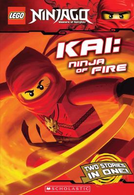 Lego Ninjago: Kai: Ninja of Fire