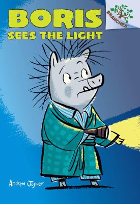 Boris #4: Boris Sees the Light (a Branches Book) - Library Edition