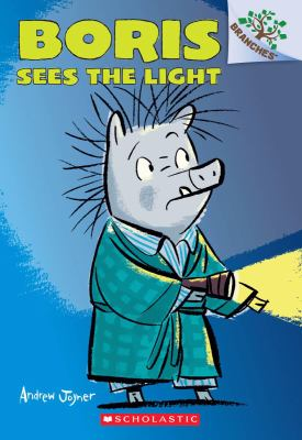 Boris #4: Boris Sees the Light (a Branches Book)