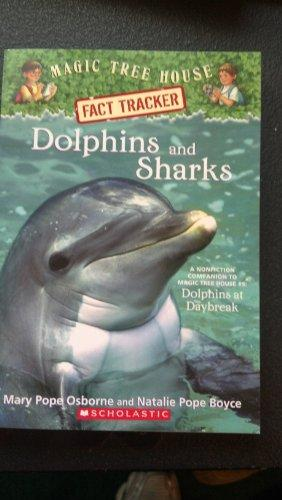 Dolphins and Sharks - Magic Tree House Fact Tracker (Magic Tree House)
