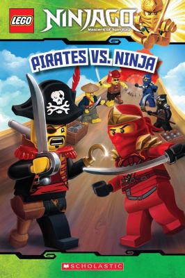 LEGO Ninjago: Pirates vs. Ninjas (Reader #6)