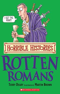Rotten Romans (Horrible Histories TV Tie-in)
