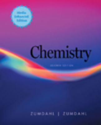 Zumdahl Chemistry Media Enhanced Edition Seventh Edition