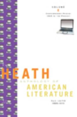 The Heath Anthology of American Literature: Contemporary Period (1945 To The Present), Volume E (Heath Anthologies)