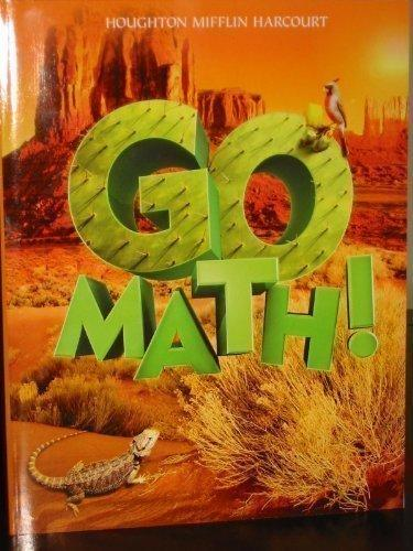 Go Math!: Focal Point Student Edition Grade 5 2011
