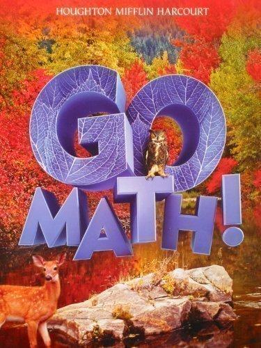 Go Math, Grade 6: Student Textbook