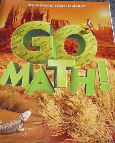 Go Math!: Standards Practice Books Lv 5