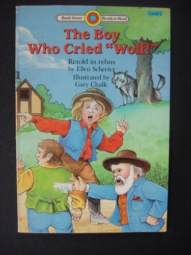 The Boy Who Cried Wolf! (Bank Street Ready-to-Read, Level 1)