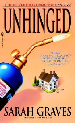 Unhinged A Home Repair Is Homicide Mystery