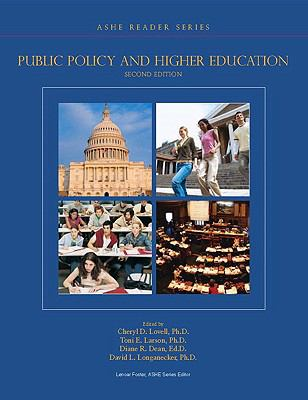 Public Policy and Higher Education (2nd Edition)