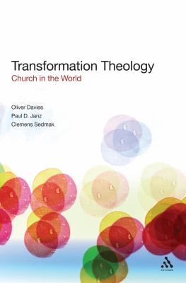 Transformation Theology