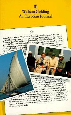 Egyptian Journal - William G. Golding - Paperback