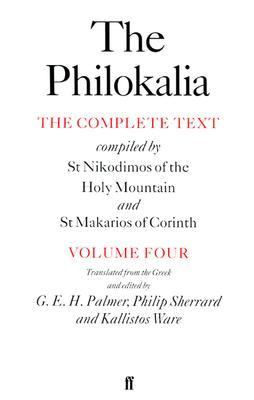 Philokalia The Complete Text