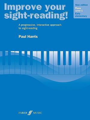 Improve Your Sight-Reading! Piano: Level 1 / Early Elementary