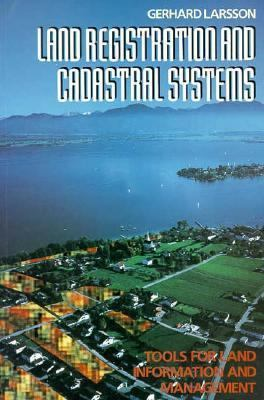 Land Registration and Cadastral Systems