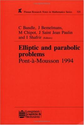 Elliptic and Parabolic Problems Pont a Mousson, 1994