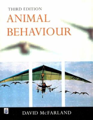Animal Behaviour Psychobiology, Ethology and Evolution