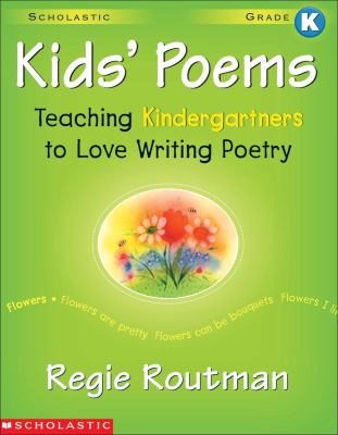 Kids' Poems Teaching Kindergartners to Love Writing Poetry