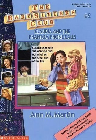 Claudia and the Phantom Phone Calls