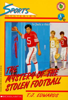 Mystery of the Stolen Football - T. J. Edwards - Paperback