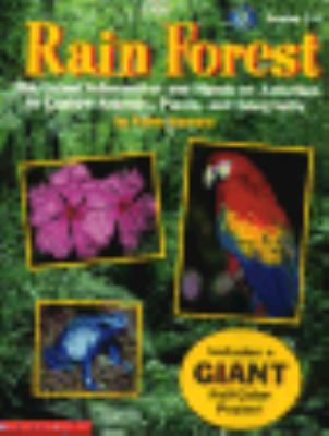 Rain Forest: Interactive Geography Kit (Grades 2-5)