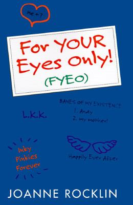 For Your Eyes Only! - Joanne Rocklin - Hardcover