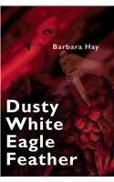 Dusty White Eagle Feather