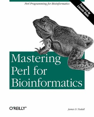 Mastering Perl for Bioinformatics