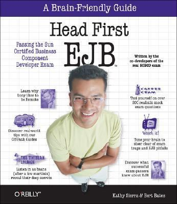 Head First Ejb Passing the Sun Certified Business Component Developer Exam