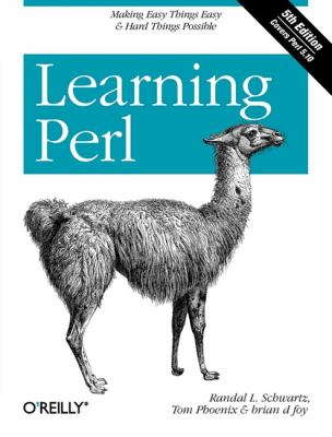 Learning Perl, 5e