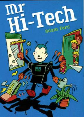 Pack of 3: Mr Hi-Tech (Pocket Readers Fiction)