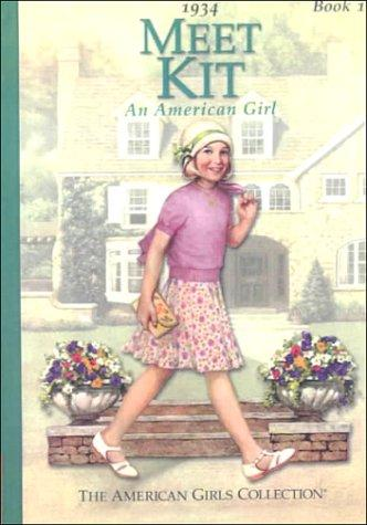 Meet Kit 1934: An American Girl