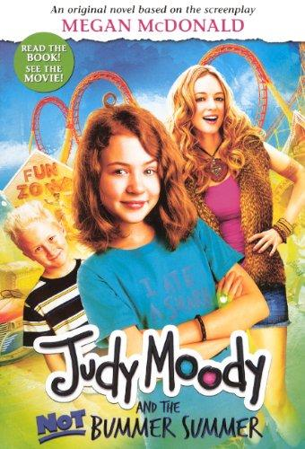 Judy Moody And The Not Bummer Summer (Movie Tie-In Edition) (Turtleback School & Library Binding Edition) (Judy Moody (Quality))
