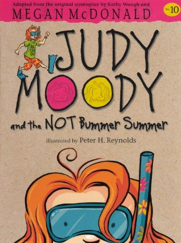 Judy Moody And The Not Bummer Summer (Turtleback School & Library Binding Edition) (Judy Moody (Pb))