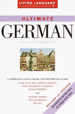 Ultimate German: Basic-Intermediate Coursebook