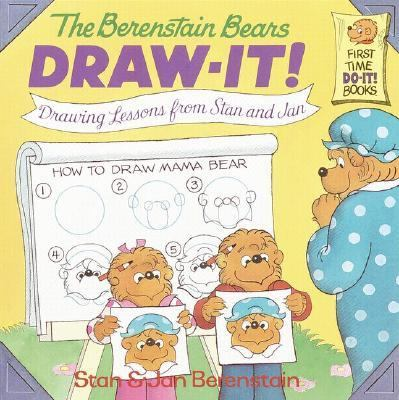 Berenstain Bears Draw-It!: Drawing Lessons from Stan and Jan